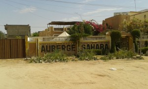 Safe Place: Auberge Sahara in NKC