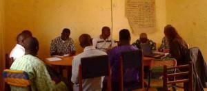 Komitee-Sitzung